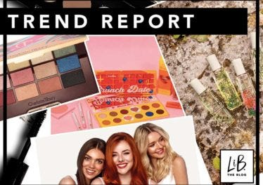 TREND REPORT: TRENDING IN BEAUTY THIS WEEK #5