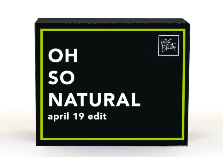 April's Oh So Natural Edit is here!