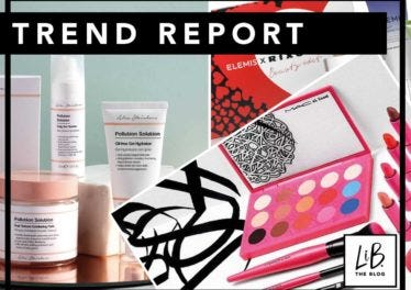 TREND REPORT: TRENDING IN BEAUTY THIS WEEK #8