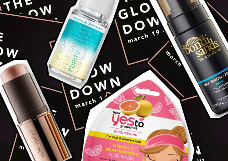 ROUNDING UP OUR GLOW DOWN EDIT