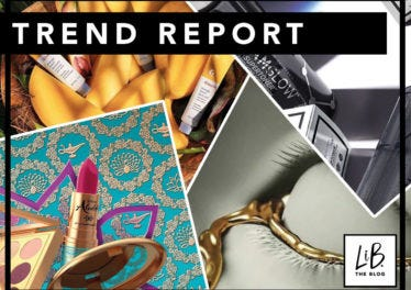 TREND REPORT: TRENDING IN BEAUTY THIS WEEK #9