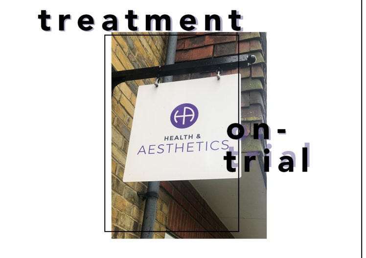 Treatment on Trial: Needle Free Treatment for Mesotherapy with Med-Jet