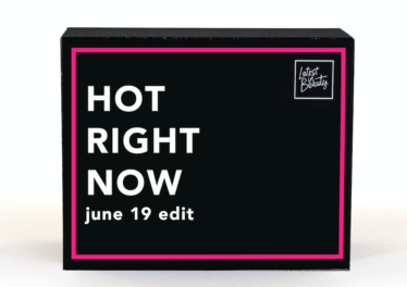 IT'S THE HOT RIGHT NOW EDIT