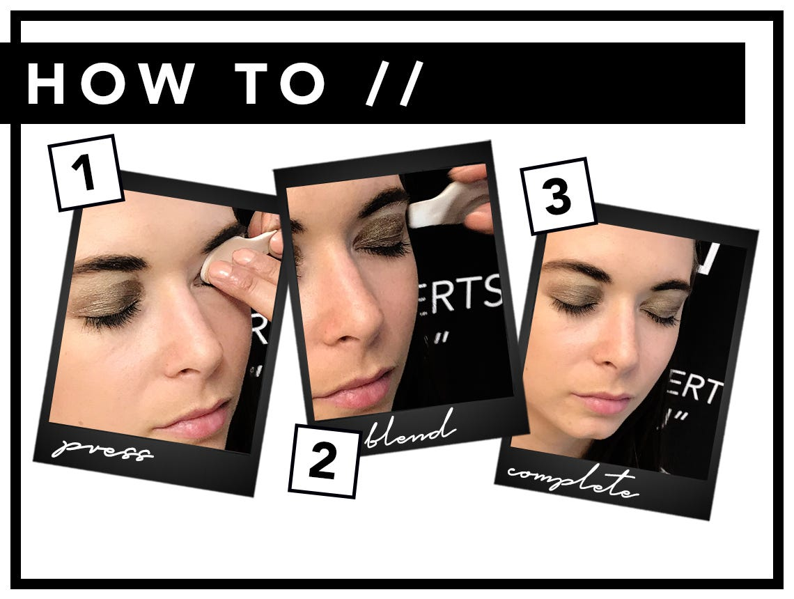 how to use eye majic