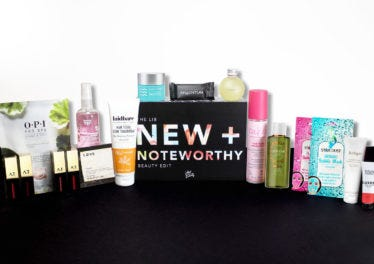 Get ready for something New + Noteworthy