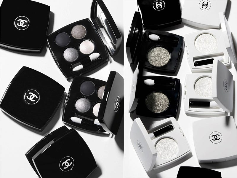 Chanel-Black-White-Makeup-Collection