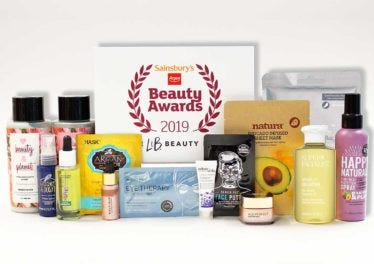 THE DEBUT SAINSBURY'S BEAUTY BOX IS HERE!