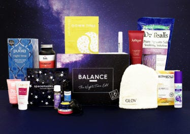 Your Night Time Ritual with BALANCE is here!