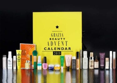 The debut Grazia Beauty Advent Calendar
