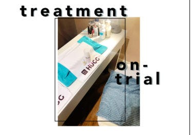 TREATMENT ON TRIAL: CBD MANICURE