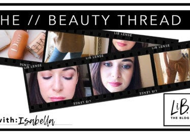 THE BEAUTY THREAD: DAY TO NIGHT FASHION + MAKEUP
