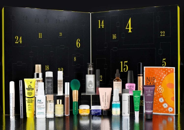 Get the party started with the Grazia Advent Calendar