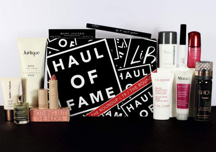 HAUL OF FAME: The Beauty Roundup!