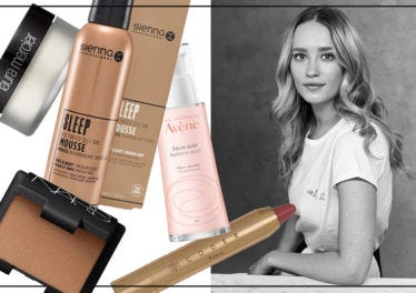 GET READY WITH A BEAUTY DIRECTOR