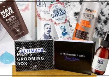 PRODUCTS TO STEAL FROM THE ULTIMATE MEN'S GROOMING KIT