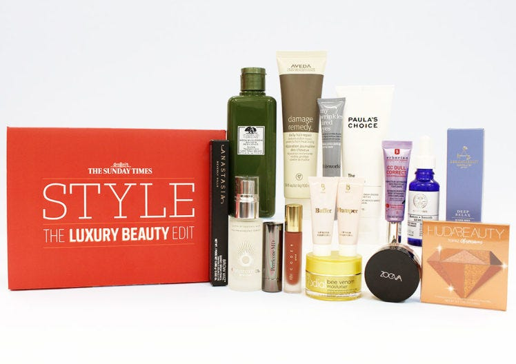 LUXE UP WITH STYLE'S THE LUXURY BEAUTY EDIT