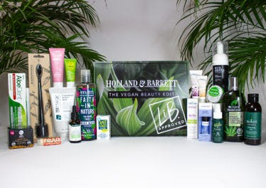 OUR FIRST VEGAN EDIT WITH HOLLAND & BARRETT