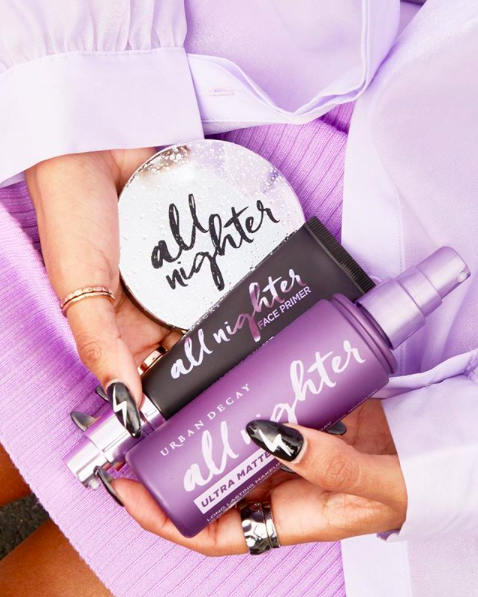 New additions to Urban Decay's All Nighter Range