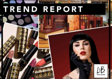 TREND REPORT: KAT VON D STEPS DOWN + LAUNCHES FROM NYX AND MORE