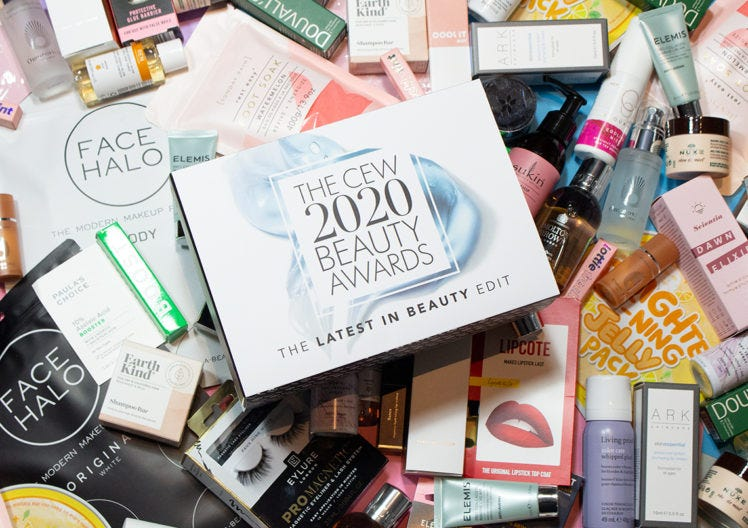 THE CEW BEAUTY AWARDS EDIT HAS LANDED!