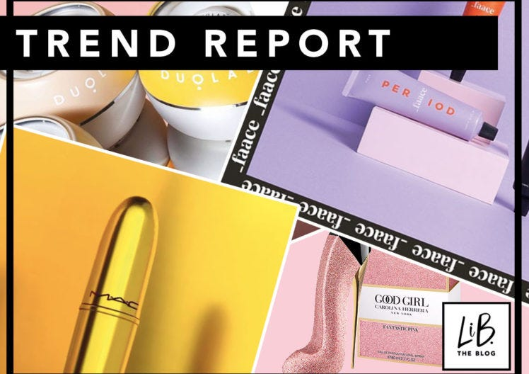 TREND REPORT: MAC X PIXIWOO, NEW BRAND FAACE + MORE