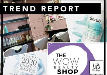 TREND REPORT: LIB X CEW + NEW LIQUID-PLASTIC FREE BRAND AND MORE