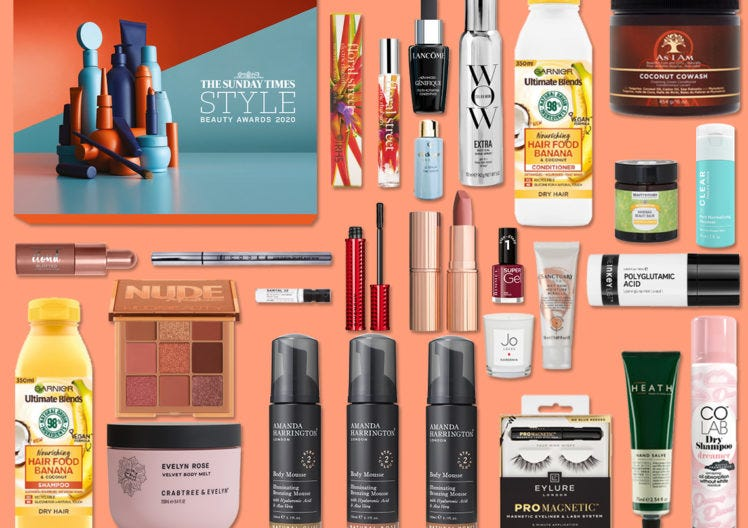 STYLE BEAUTY AWARDS DROP ONE HAS LANDED!