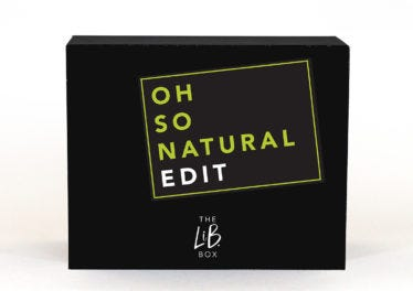 Refresh with April's Oh So Natural Edit