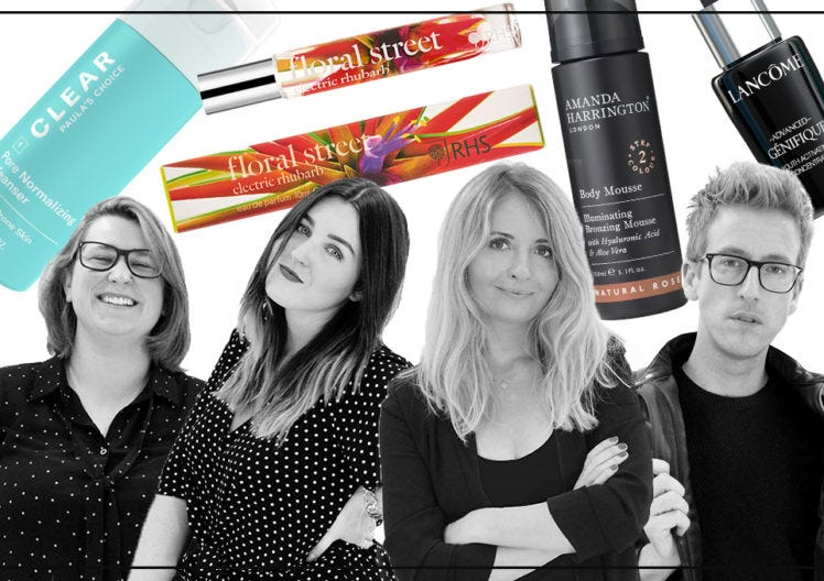 TEAM LIB PICK FROM THE STYLE BEAUTY AWARDS EDIT