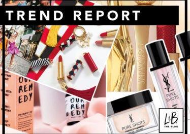 TREND REPORT: FASHION BRANDS CAROLINA HERRERA + JIMMY CHOO LAUNCH MAKEUP