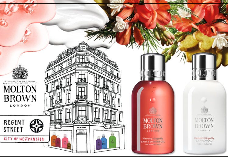 HOW TO ESCAPE WHILE AT HOME WITH MOLTON BROWN