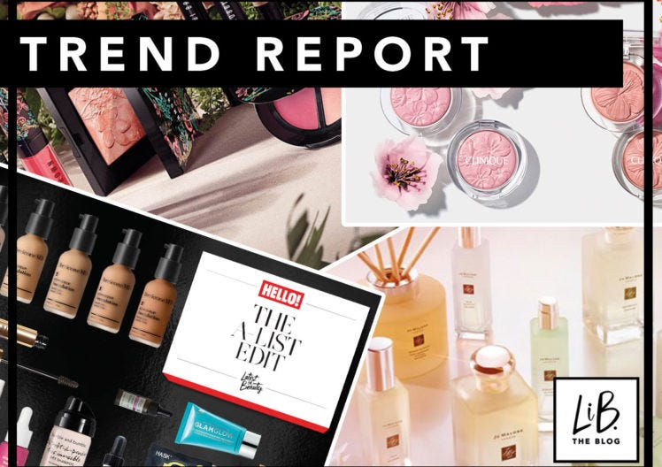 TREND REPORT: NEW IN BEAUTY FROM JO MALONE + MORE