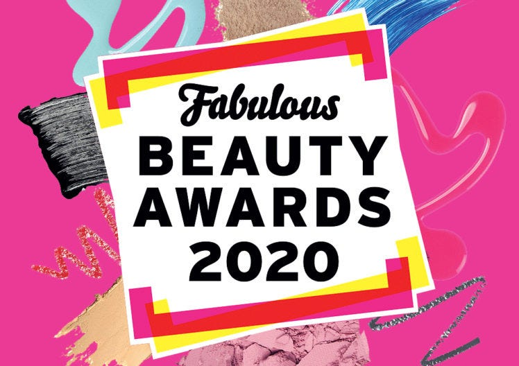 THE FABULOUS BEAUTY AWARDS ARE BACK