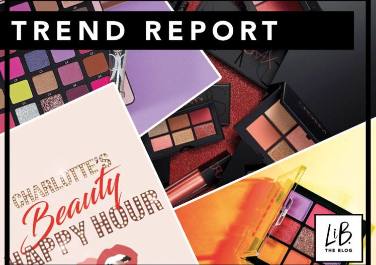 TREND REPORT: BEAUTY LAUNCHES YOU WANT TO KNOW ABOUT