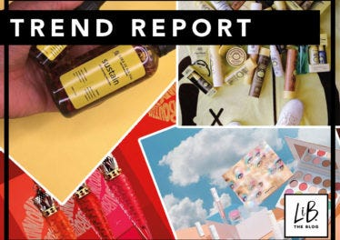 TREND REPORT: NEW IN UK BEAUTY LAUNCHES