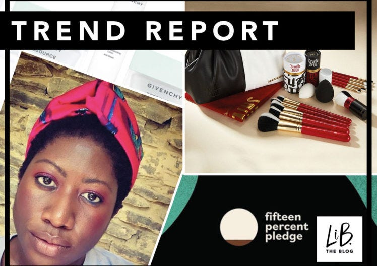 TREND REPORT: ATEH JEWEL JOINS BRITISH BEAUTY COUNCIL + MORE