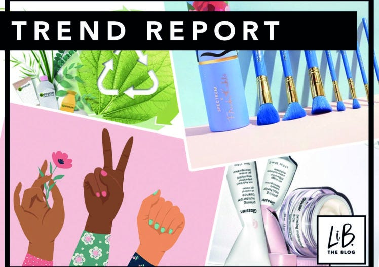 Trend Report: Inclusivity, Sustainability… the Future of Beauty is Here