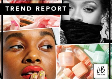 Trend Report: Gimme Some Skin[care]