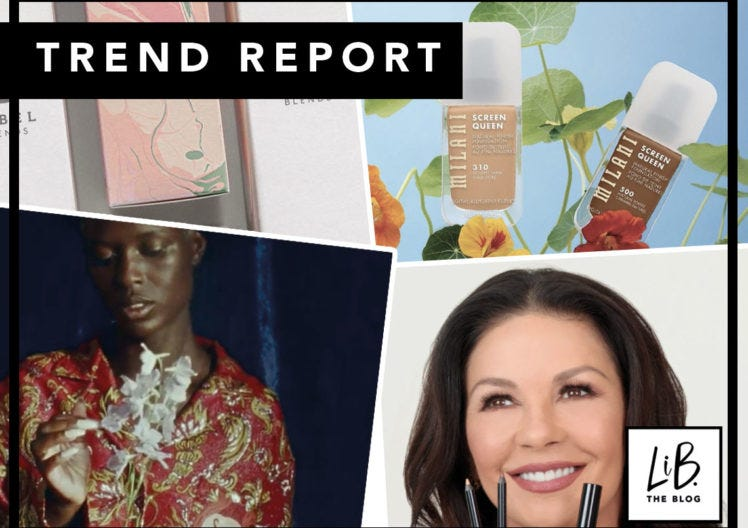 Trend Report: Beauty in Bloom