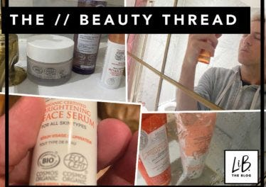 The Beauty Thread: A Week of Natura Siberica Skincare