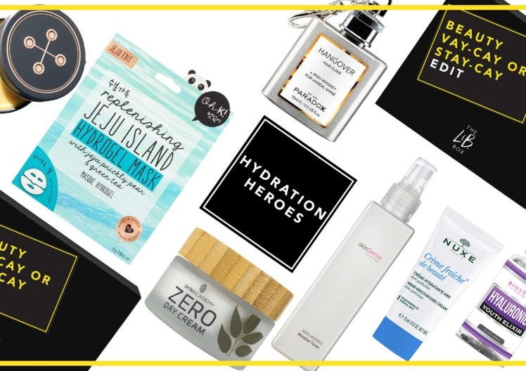 Hydration Heroes: Your Summer Routine Sorted