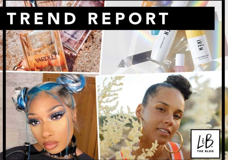 Trend Report: Fresh Faces in Beauty
