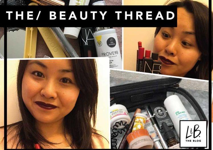 The Beauty Thread: What's In My Handbag?