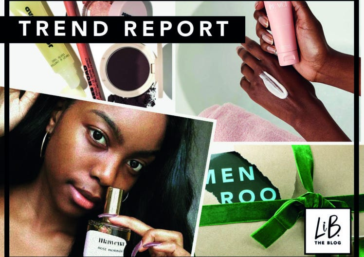 Trend Report: Beauty Newness