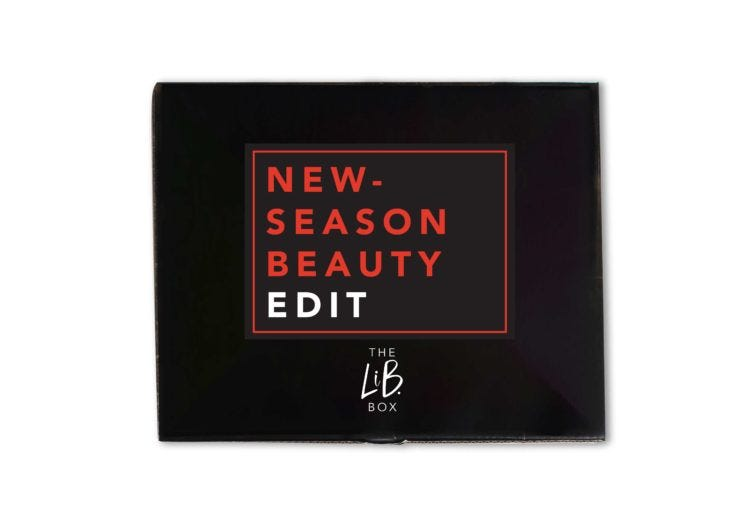 New-Season Beauty Edit, Incoming
