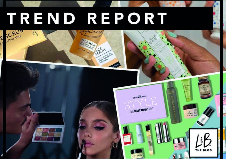 Trend Report: The Beauty That Matters This Week