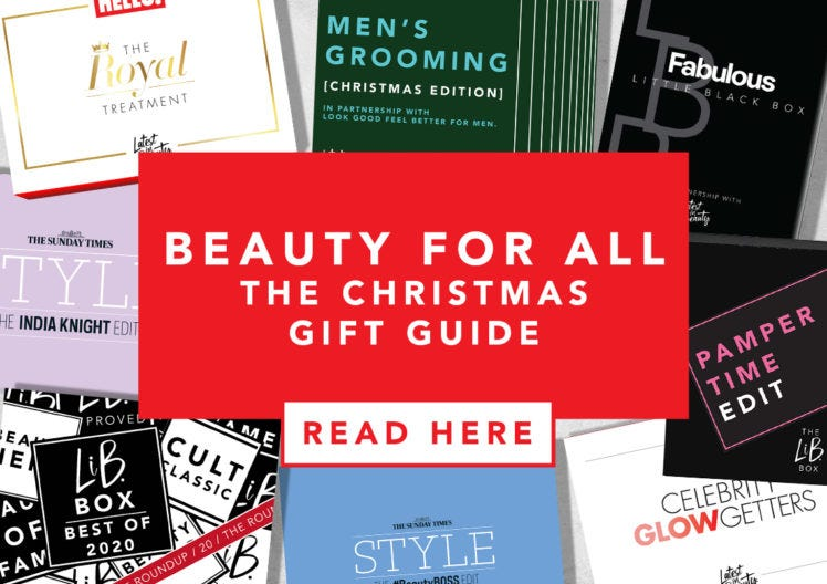 Christmas Presents? We've Got Beauty for Everyone