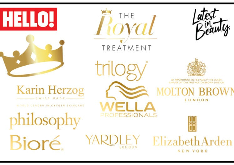 The Inside Scoop on the Brands Inside HELLO! The Royal Treatment