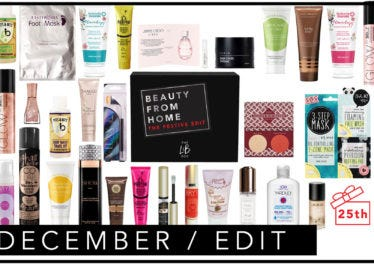 It's Time For Beauty From Home – The Festive Edit