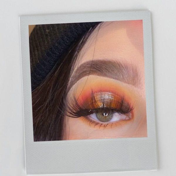 eye makeup mask